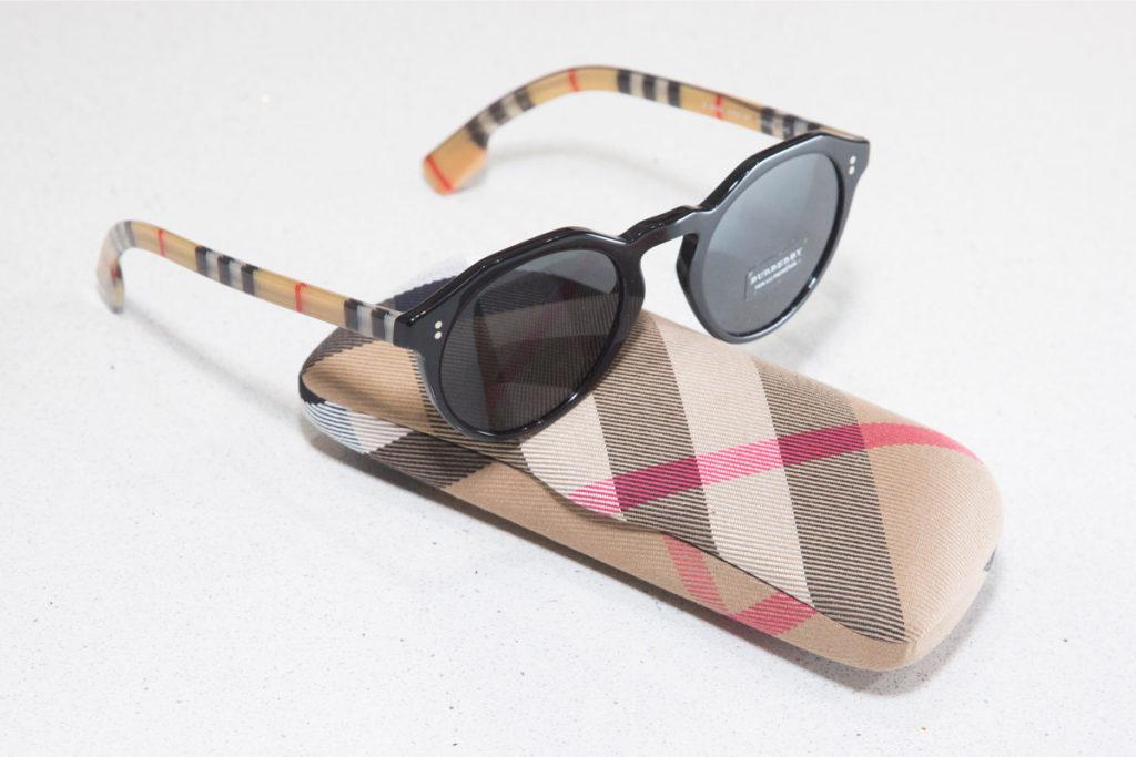 Ottica virano Orbassano None vision ottica occhiali da sole burberry trama