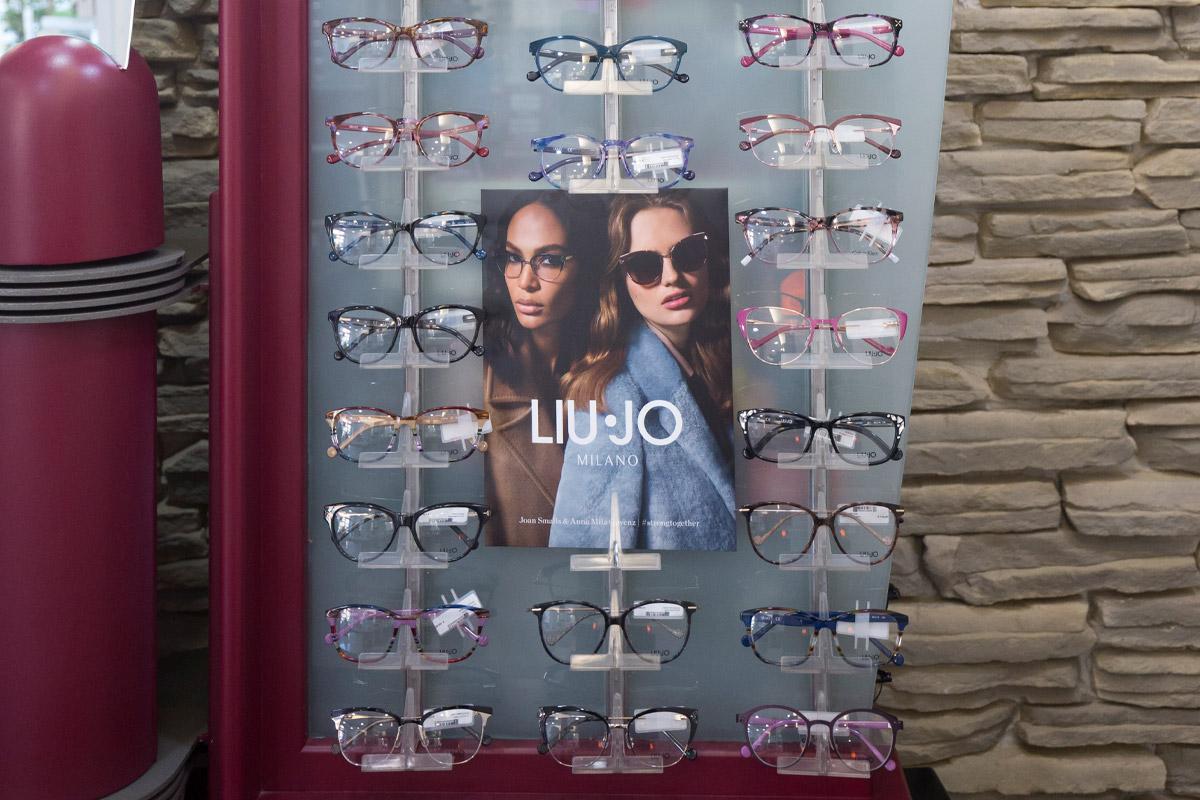 Ottica virano vision ottica Orbassano None occhiali da vista in esposizione