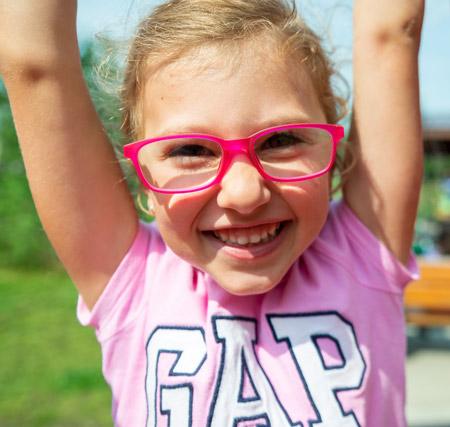Ottica Virano - promozione occhiali da vista- una lente in omaggio - Back to school