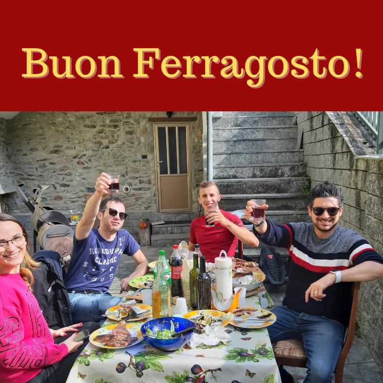 Buon Ferragosto! (1)